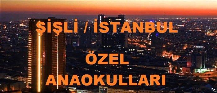 Ozel Anaokullar Listesi Sisli